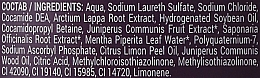 Șampon cu extract de ienupăr împotriva căderii părului - Reţete bunicii Agafia  — Imagine N3