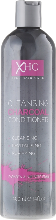 Balsam pentru păr - Xpel Marketing Ltd Xpel Hair Care Cleansing Purifying Charcoal Conditioner