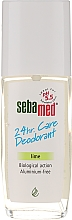 Parfumuri și produse cosmetice Deodorant - Sebamed Lime 24H Classic Deodorant Spray