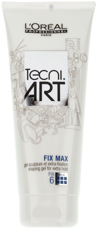 Gel de păr - L'Oreal Professionnel Tecni.art Fix Max