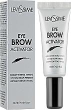 Parfumuri și produse cosmetice Oxidant pentru vopsea de sprâncene 3% - LeviSsime Eye Brow Activator