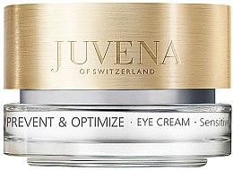 Parfumuri și produse cosmetice Cremă pentru pleoape - Juvena Skin Optimize Eye Cream Sensitive