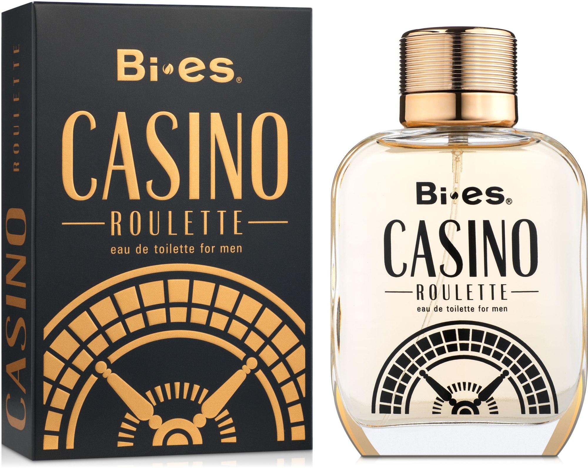 Bi-Es Casino Roulette - Apă de toaletă — Imagine 100 ml