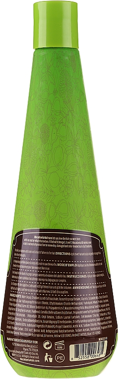 Șampon pentru volum - Macadamia Natural Oil Volumizing Shampoo — Imagine N2