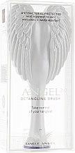 Parfumuri și produse cosmetice Perie de păr - Tangle Angel 2.0 Detangling Brush White
