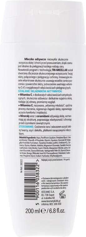 Lapte pentru față - AA Cosmetics Tri-Micellar — Imagine N2