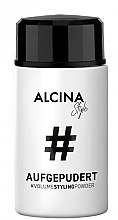 Parfumuri și produse cosmetice Pudră pentru păr - Alcina Style Aufgepudert
