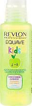 Șampon 2 în 1 pentru copii - Revlon Professional Equave Kids 2 in 1 Hypoallergenic Shampoo (mini) — Imagine N1