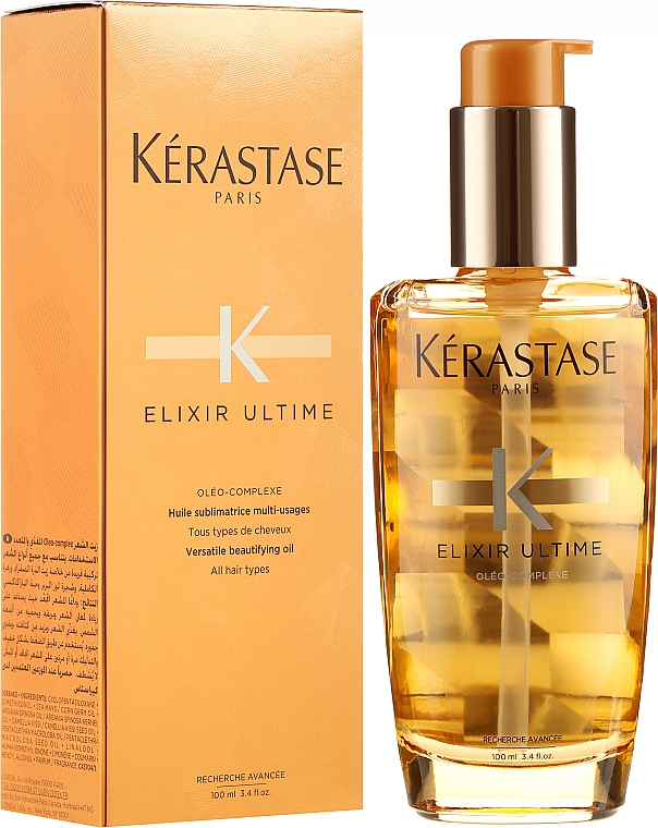 Ulei de păr - Kerastase Elixir Ultime Versatile Beautifying Oil — Imagine N1