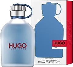 Parfumuri și produse cosmetice Hugo Boss Hugo Now - Apă de toaletă