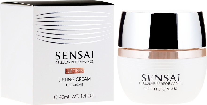 Cremă de față pentru fermitate - Kanebo Sensai Cellular Performance Lifting Cream — Imagine N1
