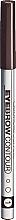 Parfumuri și produse cosmetice Creion pentru sprâncene - Gabriella Salvete Eyebrow Contour Eyebrow Pencil