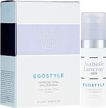 Parfumuri și produse cosmetice Cremă-ser anti-îmbătrânire cu acid hialuronic - Isabelle Lancray Egostyle Hyaluronic Total Repair
