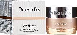 Parfumuri și produse cosmetice Cremă anti-îmbătrânire de zi pentru față - Dr Irena Eris Lumissima Brightening & Anti-Aging Day Cream SPF 20