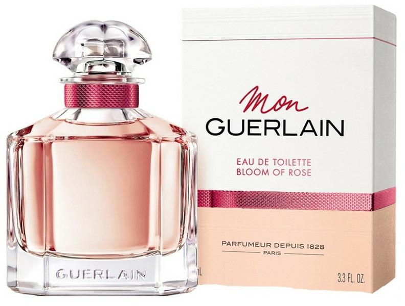 Guerlain Mon Guerlain Bloom of Rose - Apă de toaletă (tester fără capac)