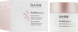 Parfumuri și produse cosmetice Cremă multifuncțională pentru ten foarte matur - Babe Laboratorios Healthy Aging Multi Action Cream For Mature Skin