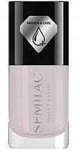Parfumuri și produse cosmetice Lac de unghii - Semilac French&Care Nail Polish