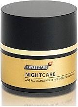 Cremă anti-îmbătrânire de noapte pentru față Swisscare - NightCare — Imagine N1