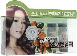 Parfumuri și produse cosmetice Fiole cu ulei de argan - Welcos Confume Argan Treatment Hair Ampoule