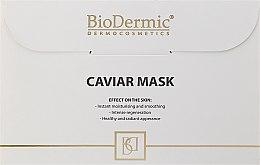 Parfumuri și produse cosmetice Mască pentru față - BioDermic Caviar Extract Mask
