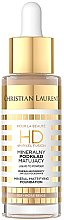 Parfumuri și produse cosmetice Fond de ten - Christian Laurent HD 4M Pixel Fusion Mineral Mattifying Foundation