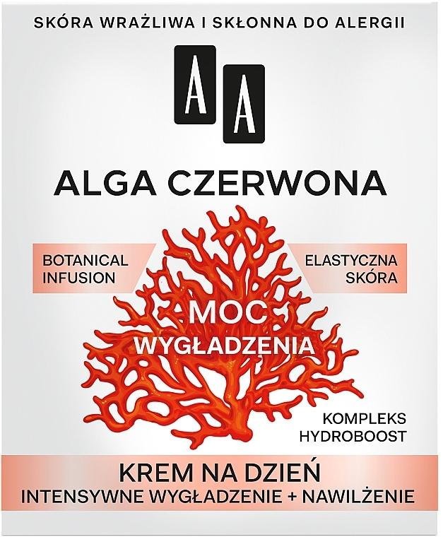 Crema de zi pentru față - AA Moc Energy Cream 40+ — Imagine N1