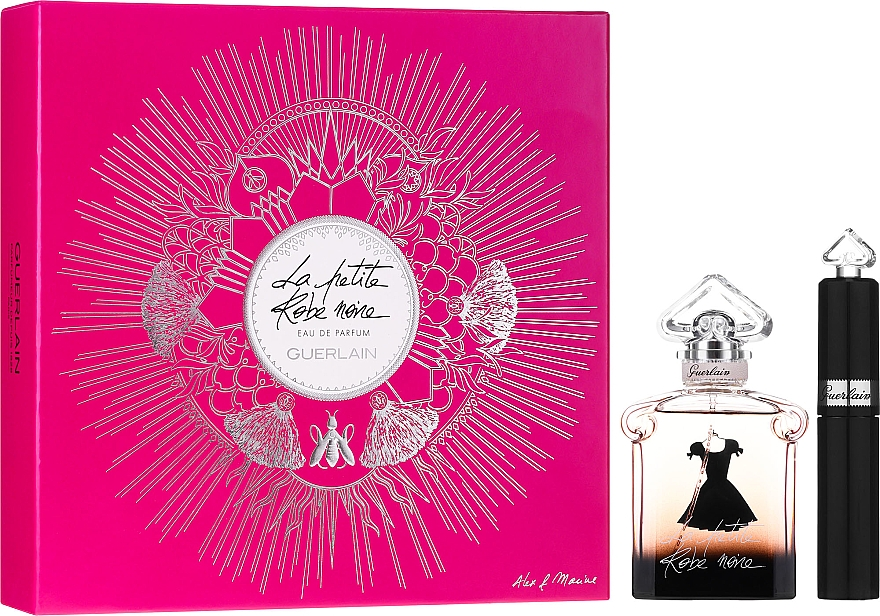 Guerlain La Petite Robe Noire - Set (edp/50ml + mascara) — Imagine N1