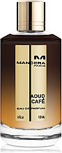 Parfumuri și produse cosmetice Mancera Aoud Café - Apă de parfum