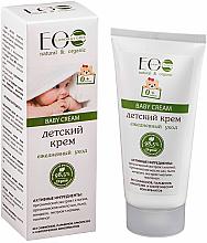 """Parfumuri și produse cosmetice Cremă pentru copii """"Îngrijire zilnică"""" - ECO Laboratorie Baby Cream"""