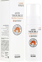 Parfumuri și produse cosmetice Spumă de curățare - Yadah Anti-Trouble Bubble Cleanser