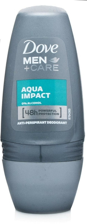 Deodorant roll-on - Dove Men+Care Aqua Impact — Imagine N1