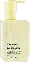 Parfumuri și produse cosmetice Loțiune fără clătire pentru păr - Kevin Murphy Smooth.Again Anti-Frizz Treatment