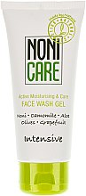 Gel de curățare pentru față - Nonicare Intensive Face Wash Gel — Imagine N2
