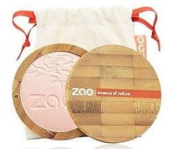 Parfumuri și produse cosmetice Pudră iluminantă pentru față - Zao Illuminating Powder