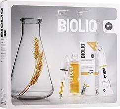 Parfumuri și produse cosmetice Set - Bioliq Pro Set (ser/30ml+eye/ser/15ml)