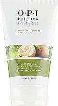 Parfumuri și produse cosmetice Mască hidratantă calmantă pentru picioare - O.P.I ProSpa Skin Care Hands&Feet Soothing Moisture Mask