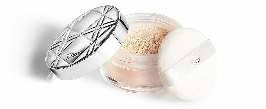 Pudră pulbere pentru față - Dior Diorskin Nude Air Loose Powder — Imagine N2