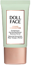 Parfumuri și produse cosmetice Primer anti-roșeață pentru față - Doll Face Stand Corrected Complexion Equalizer Primer
