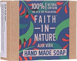 Parfumuri și produse cosmetice Săpun cu aloe vera - Faith In Nature Aloe Vera Soap