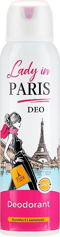 Deodorant - Lady In Paris Deodorant