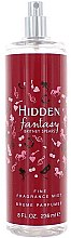 Parfumuri și produse cosmetice Britney Spears Hidden Fantasy - Spray parfumat pentru corp