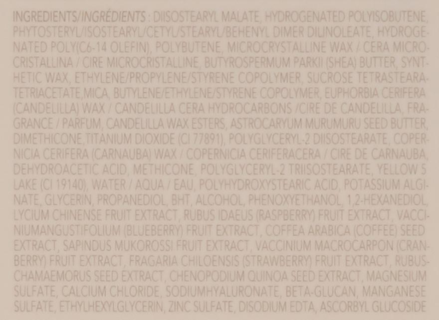 """Mască regenerantă de noapte pentru buze """"Vanilie"""" - Laneige Sleeping Care Lip Sleeping Mask Vanilla — Imagine N3"""