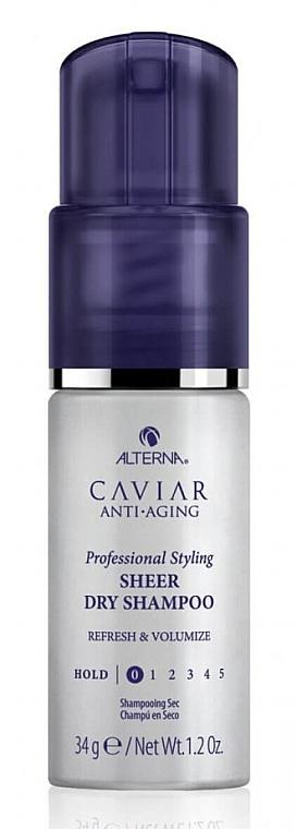 Șampon uscat - Alternate Caviar Anti-Aging Sheer Dry Shampoo — Imagine N1