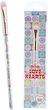 Parfumuri și produse cosmetice Pensulă pentru farduri - Swizzels Love Hearts Shader Brush