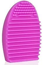 Parfumuri și produse cosmetice Accesoriu din silicon pentru curățarea pensulelor, 4499 - Donegal Brush Cleaner