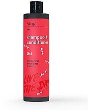 Parfumuri și produse cosmetice Șampon- balsam de păr 2in1 - Kili·g Man 2-in-1 Shampoo