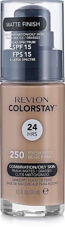 Fond de ten - Revlon ColorStay for Combination/Oily Skin SPF 15