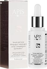 Parfumuri și produse cosmetice Ser pentru zona din jurul ochilor - Apis Professional Serum