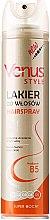 Parfumuri și produse cosmetice Lac de păr - Venus Super Hold Hair Spray