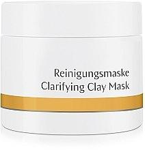 Parfumuri și produse cosmetice Mască de față - Dr. Hauschka Clarifying Clay Mask